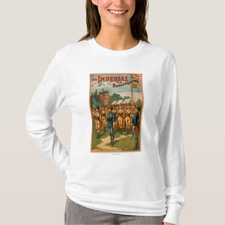 The Imperial Burlesquers Female Soldiers Play T-Shirt