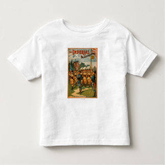 The Imperial Burlesquers Female Soldiers Play Toddler T-Shirt