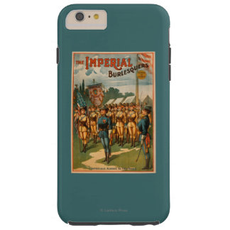 The Imperial Burlesquers Female Soldiers Play Tough iPhone 6 Plus Case