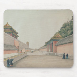The Imperial Palace in Peking Mouse Pad