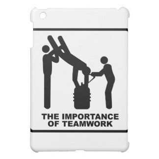 The Importance Of Teamwork Cover For The iPad Mini