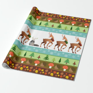 The important is to believe in it! wrapping paper