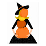 The Impossible Pumpkin Stack Postcards