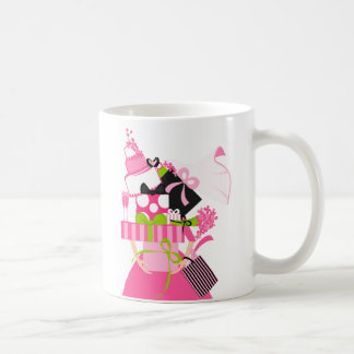 The Impossible Wedding Stack Coffee Mug