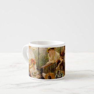 """""""The Impressionist Collection"""" - Renoir """"Luncheon"""" Espresso Cup"""