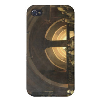 The Inauguration of Jacques de Molay iPhone 4/4S Case