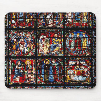 The Incarnation Window Mouse Pad