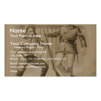 The Indian Vintage Theater Business Cards