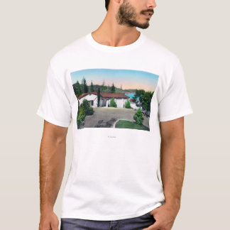 The Indoor Hot Mineral Plunge, Bath T-Shirt