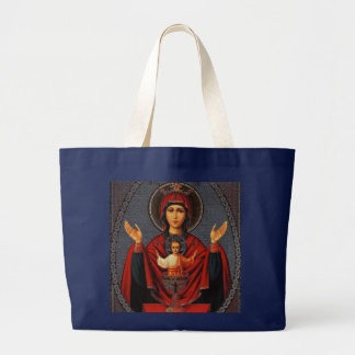 The Inexhaustible Cup Large Tote Bag