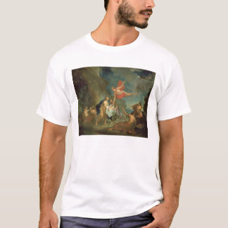 The Infant Bacchus Delivered by Mercury to the Nym T-Shirt