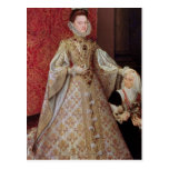 The Infanta Isabel Clara Eugenia  with the