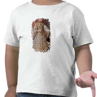 The Infanta Isabel Clara Eugenia  with the T-shirt