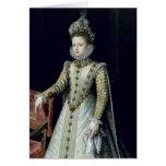 The Infanta Isabel Clara Eugenie  1579 Card