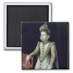 The Infanta Isabel Clara Eugenie  1579 Magnet