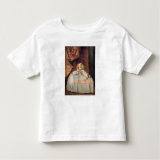 The Infanta Maria Marguerita  in Pink Toddler T-Shirt