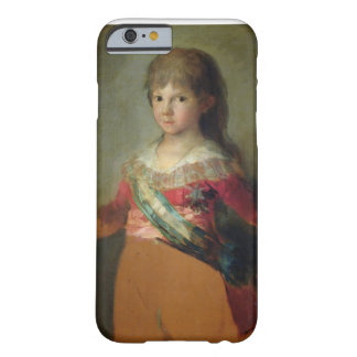 The Infante Don Francisco de Paula Antonio, 1800 ( Barely There iPhone 6 Case