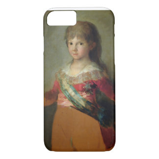 The Infante Don Francisco de Paula Antonio, 1800 ( iPhone 8/7 Case