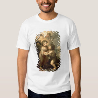 The Infants Christ and John the Baptist T-shirts