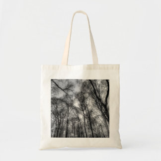 The Infared Forest Tote Bag