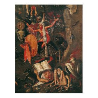 The Inferno Postcard