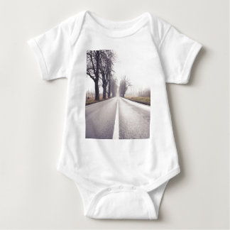 The Infinity Road Baby Bodysuit