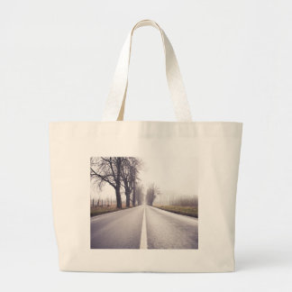 The Infinity Road Large Tote Bag