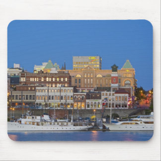 The inner harbour at Victoria British Columbia Mouse Mat