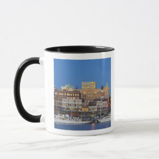 The inner harbour at Victoria British Columbia Mug