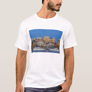 The inner harbour at Victoria British Columbia T-Shirt