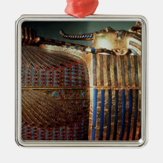 The innermost coffin of Tutankhamun Christmas Ornament