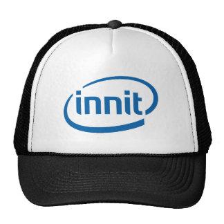 The innit range cap