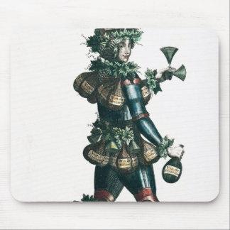 The Innkeeper, allegorical costume design Mouse Pad
