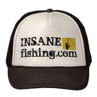 the INSANEfishing Trucker Cap Hats
