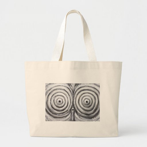The Insomnia Penguin (odd surrealism) Bag