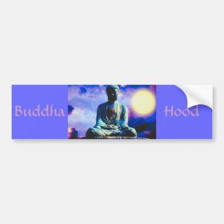 The Inspiring Buddha Bumper Sticker