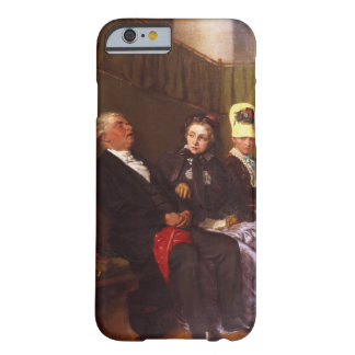 The Inspiring Sermon (oil on canvas) Barely There iPhone 6 Case