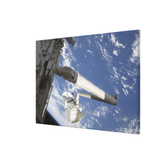 The Integrated Cargo Carrier Canvas Print