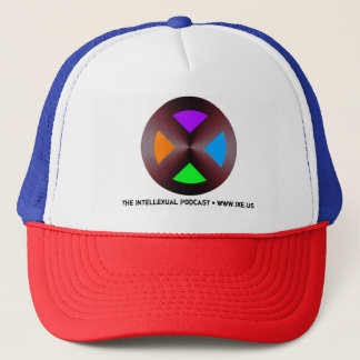 The IntelleXual Podcast Trucker Cap