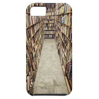 The interior of a second-hand bookshop Sweden. Case For The iPhone 5