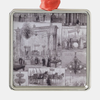 The International Electric Exhibition Christmas Ornament
