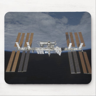 The International Space Station 11 Mouse Pad