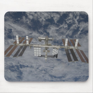 The International Space Station 12 Mouse Mat