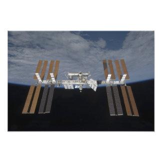 The International Space Station 14 Photo Print