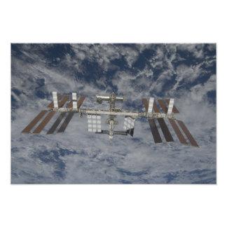 The International Space Station 15 Photo Print