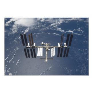 The International Space Station 16 Photo Print