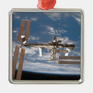 The International Space Station 17 Christmas Ornament
