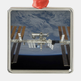 The International Space Station 3 Christmas Ornament