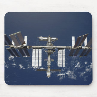 The International Space Station 4 Mouse Pad