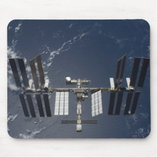 The International Space Station 5 Mouse Pad